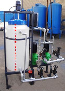 روش های گندزدایی آب (کلر،ازن، یو وی UV)