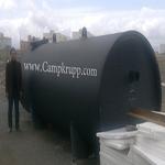 کاربرد سپتیک تانک در سیستم های تصفیه آب و فاضلاب