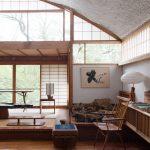 جلوه وسایل چوبی در منزل
