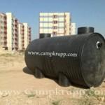سپتیک تانک پلی اتیلنی، راه اندازی و نگهداری آن