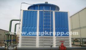 نصب برج خنک کننده