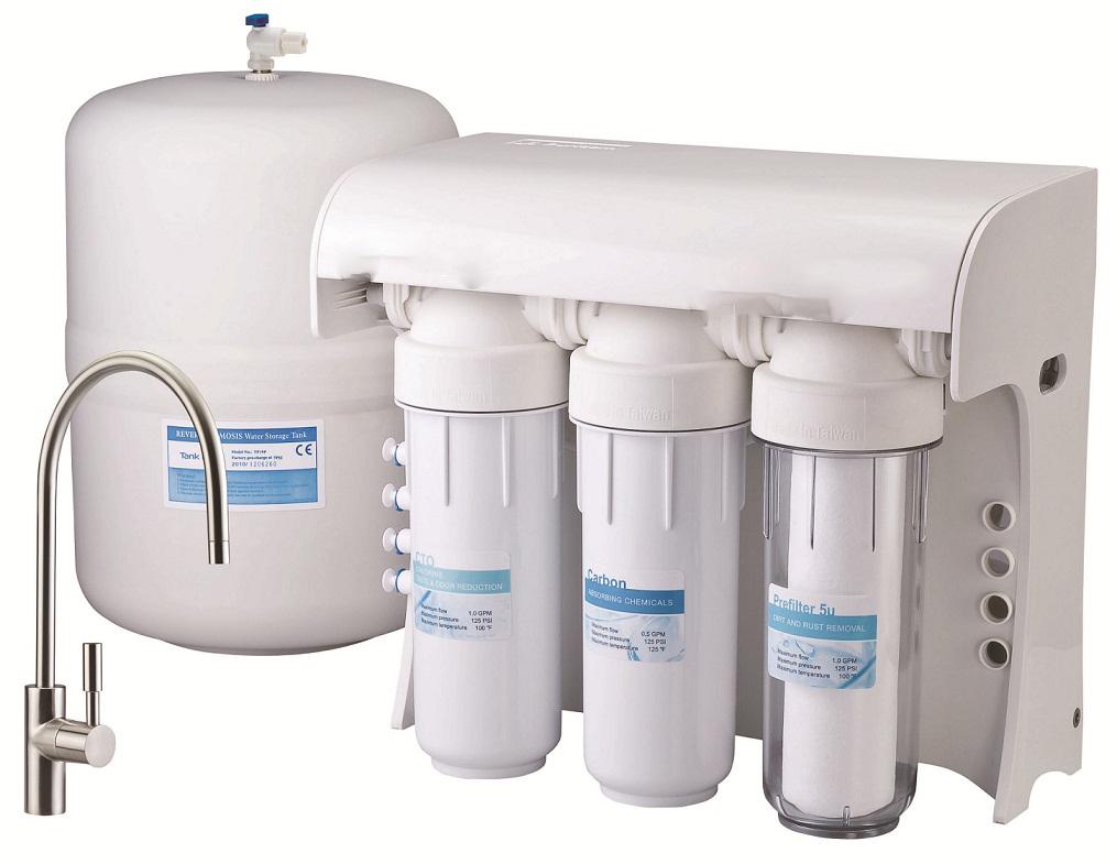 دستگاه های تصفیه آب