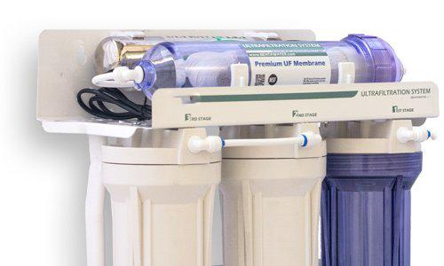 دستگاه تصفیه آب خانگی و صنعتی