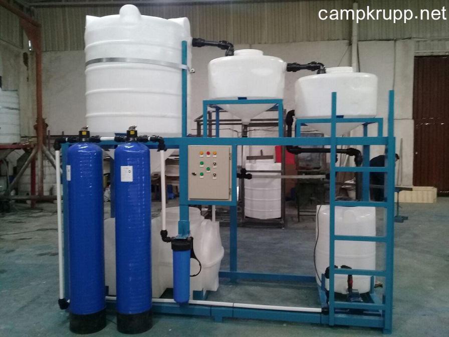 دستگاه تصفیه آب کارواش