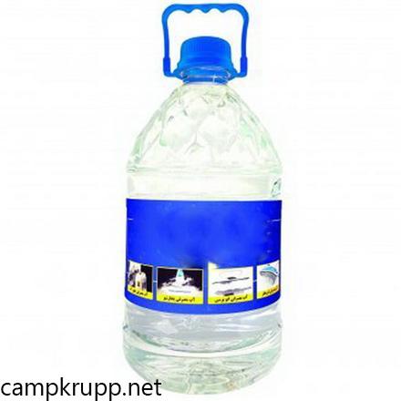 آب دیونیزه