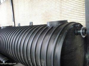کارخانه تولید کننده سپتیک تانک پلی اتیلن