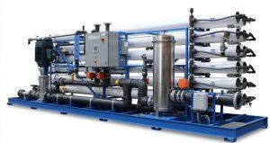 دستگاه تصفیه آب صنعتی اسمز معکوس Ro