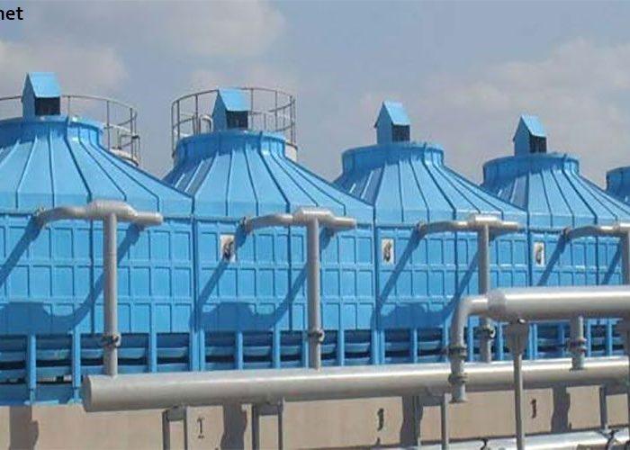 برج خنک کننده چیلر