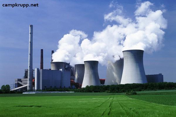 برج خنک کننده نیروگاه