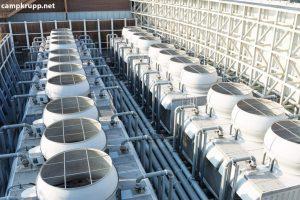 تصفیه آب برج خنک کننده