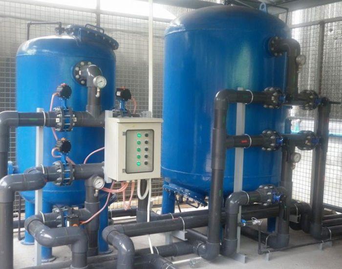 فیلتر کربنی صنعتی