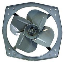 از چه نوع اگزاست فنی برای تخلیه هوا در واحدهای صنعتی استفاده می شود ؟