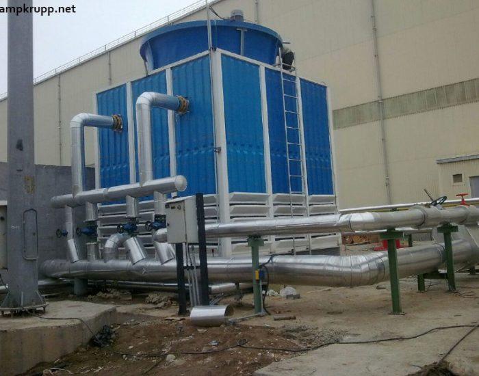 برج خنک کن صنعتی