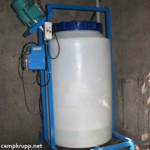 روش تصفیه آب به روش ایمهاف تانک