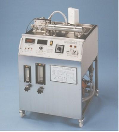 از چه نوع تجهیزاتی برای آزمایش گند آب استفاده می شود ؟