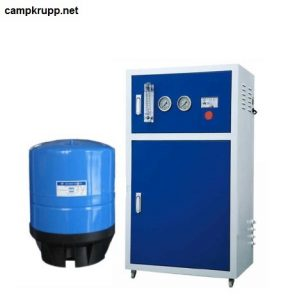 دستگاه تصفیهی آب نیمهصنعتی 800 گالن