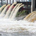 حوضچه های جلادهی در تصفیه فاضلاب