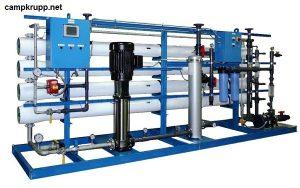 دستگاه آب شیرین کن صنعتی