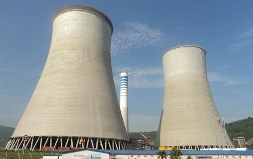 برج خنک کننده نیرو گاه