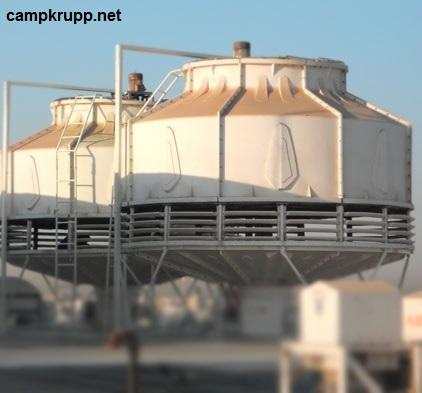 برج خنک کننده صنعتی