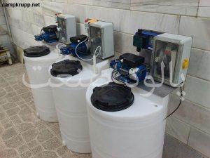 قیمت دستگاه کلرزنی آب آشامیدنی