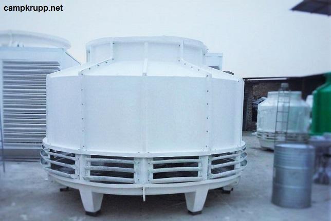 سیستم کنترل برج خنک کننده