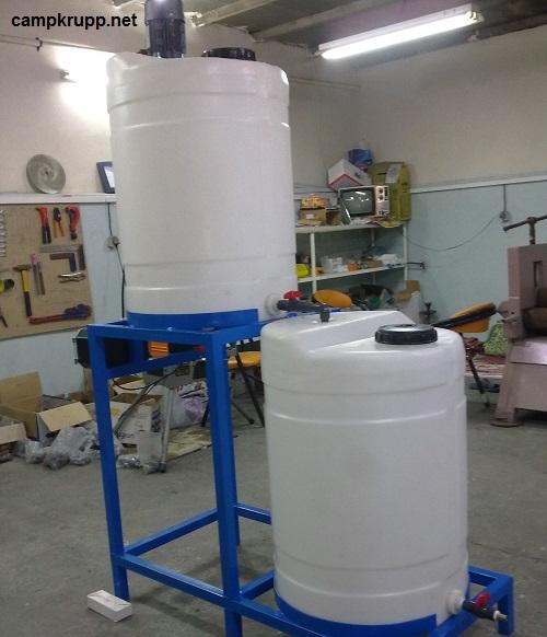 دستگاه کلرزنی آب آشامیدنی