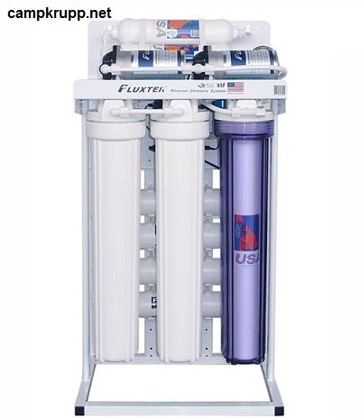 دستگاه تصفیه آب نیمه صنعتی ۴۰۰ گالن