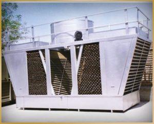 برج خنک کننده فلزی