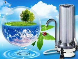 عملکرد دستگاه فیلتر تصفیه آب خانگی به چه شکل است؟
