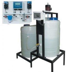 1) دستگاه تزریق کلر یا کلریناتور مایع چیست؟